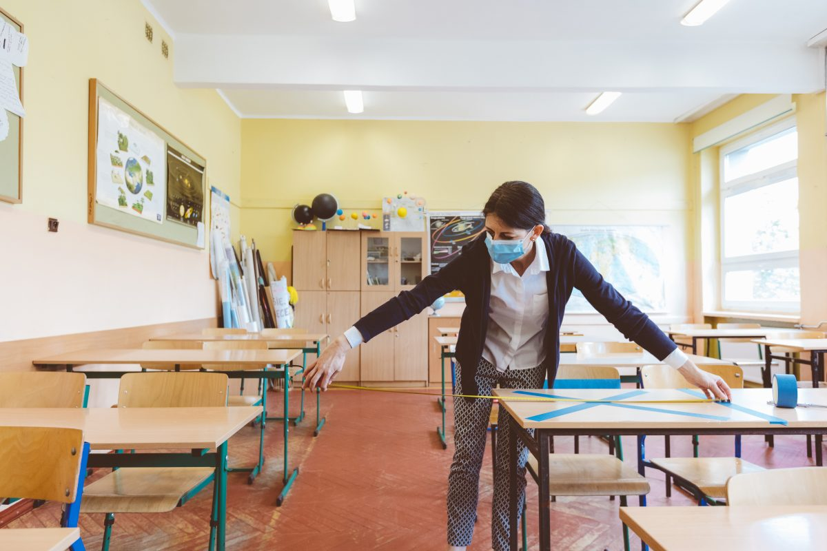 The Massive Responsibility to Safeguard Students: Why Schools Must Disinfect the Air – Part 1