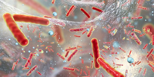Experts acknowledge that COVID-19 has amplified the superbug crisis meaning hospitals must respond with air disinfection technology.